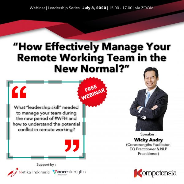 How Effectively Manage Your Remote Working Team in the New Normal